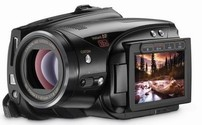 Canon Vixia HV40 High Definition Mini DV Handycam Camcorder